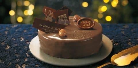 ピエール・エルメ シグネチャーガトー ド ノエルのセブンケーキがおすすめ