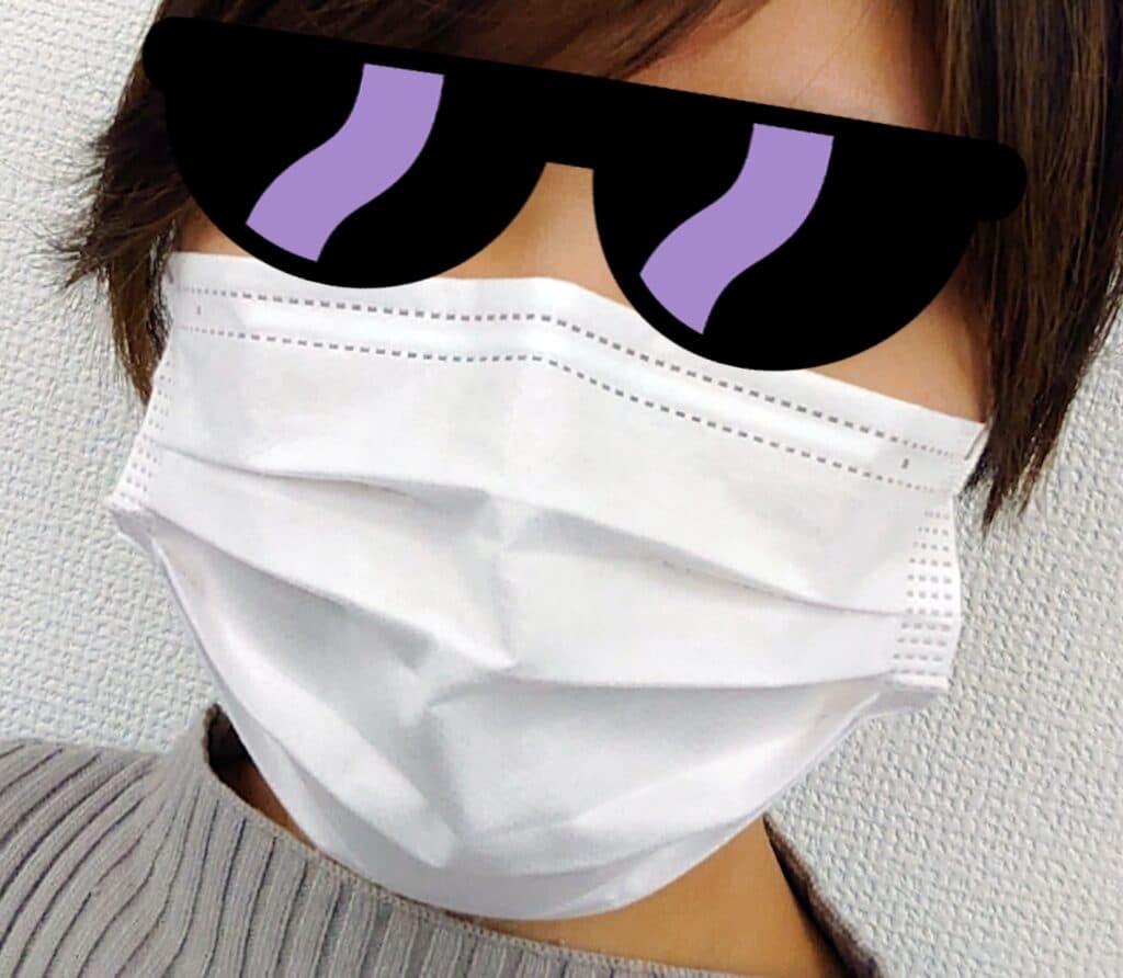 ヘビロテお気に入りマスクは不織布マスク