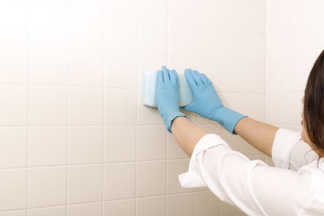 掃除の最後は、お風呂場や洗面所がオススメ