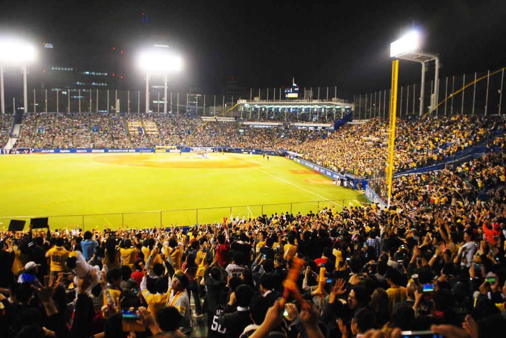GW行きたい場所は野球観戦したい!?