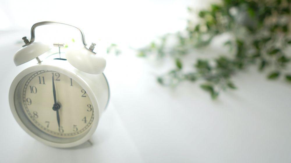 最適な睡眠時間は7時間!?