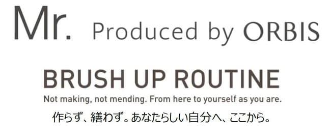 オルビスミスターMr. produced by ORBIS×ナノユニバース